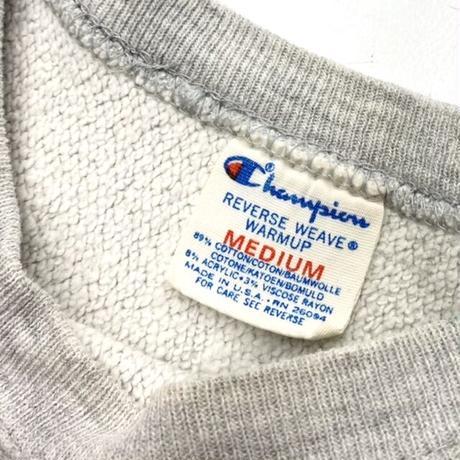 "Vintage Champion Reverse Weave ""U.S.NAVY"""
