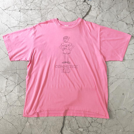 【MENS】80's Print Tee