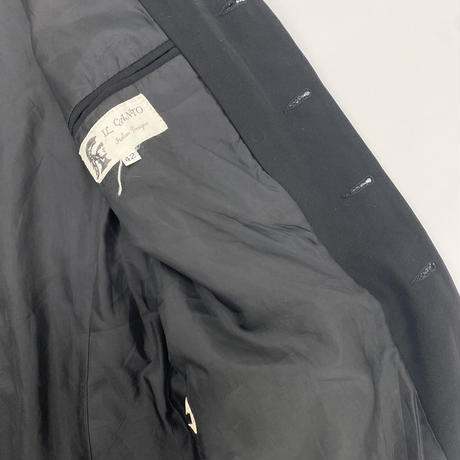 Deep V Collar Jacket