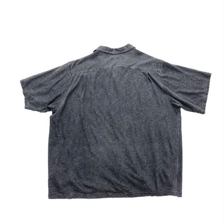 COMME des GARÇONS HOMME Open Collar Shirt