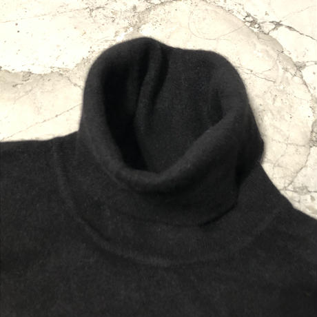 60's Vintage Cashmere Turtleneck Sweater