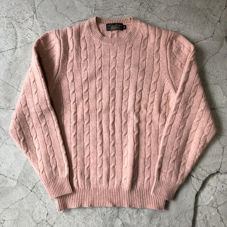 Brooks Brothers Cable Sweater