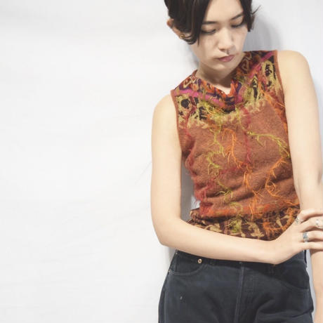 KENZO Design Vest