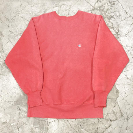 "90's Champion Reverse Weave ""Cherry Pink"""