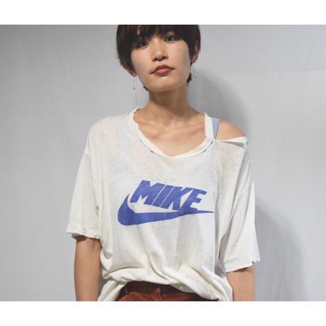 【WOMENS】80's MIKE Print Tee