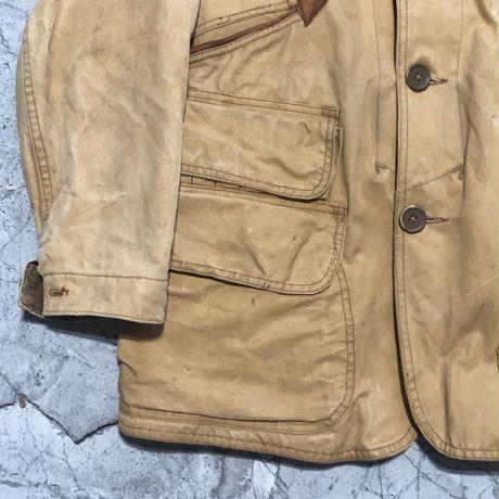 50's AMERICAN FIELD Hunting Jacket
