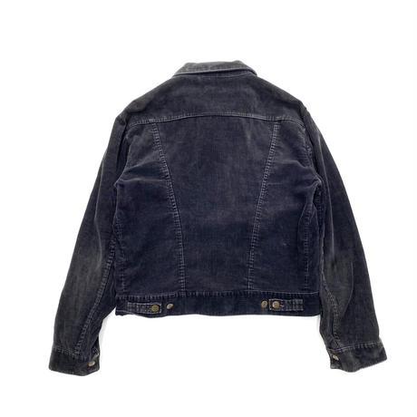 Wrangler Black Corduroy Jacket