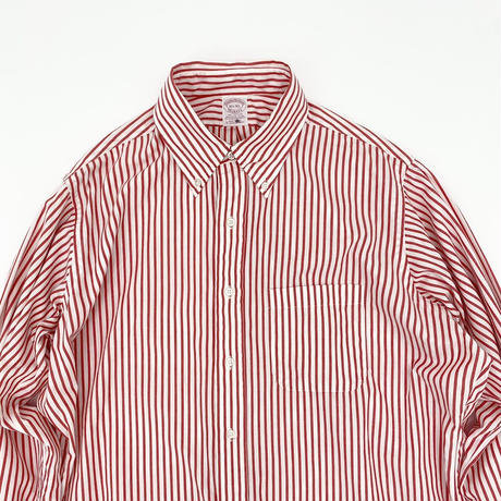 Brooks Brother Spring Stripe Shirt