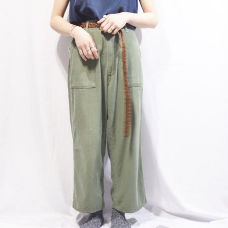70's U.S.ARMY Baker Pants