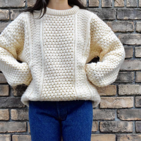 70's Popcorn Sweater
