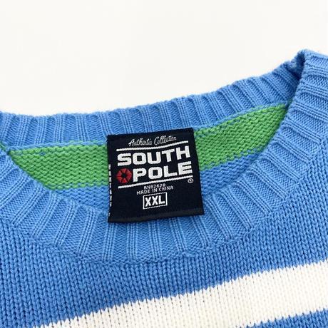 """""""SOUTH POLE"""" Boder Knit"""
