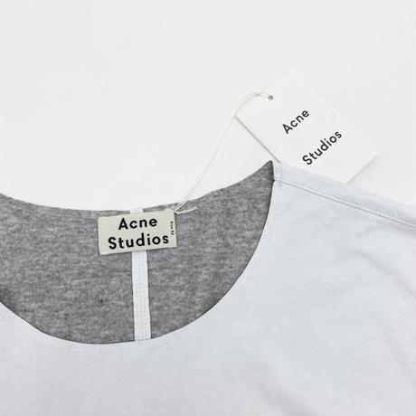 """ACNE STUDIO Leather Look Nosleeve """"New"""""""