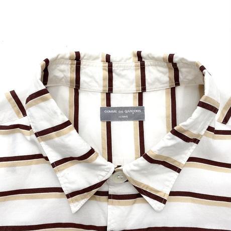 COMME des GARÇONS HOMME Border S/S Shirt
