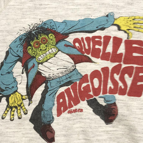 "Vintage Sweat ""Frankenstein"" Made in France"