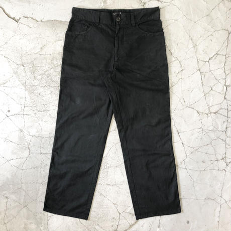 Agnes b Cotton Pants Made in France