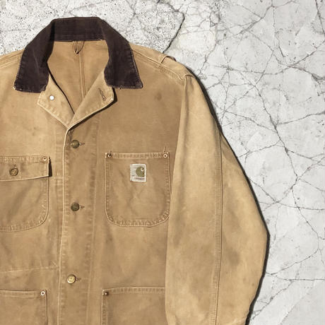 "【MENS】70's Carhartt Coverall ""Duck Brown"""