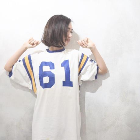60's Champion Football Tee