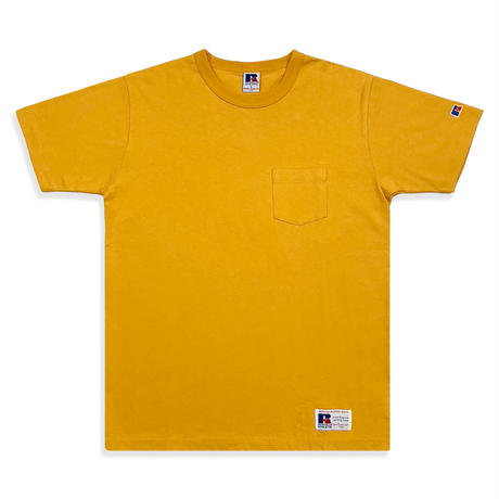 BookStore Jersey Crew Neck Pocket T<1002_OLD GOLD>