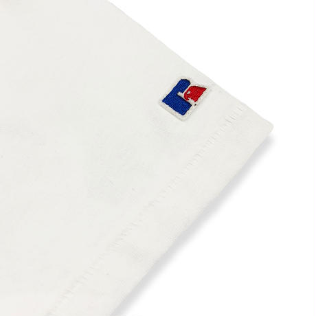 BookStore Jersey Print Crew Neck T <1001PT_WHITE>