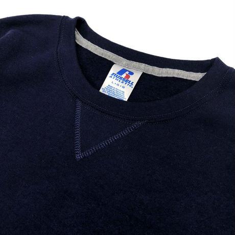 Dri-Power Fleece Crew Sweat Shirt<698HBM1_NAVY>