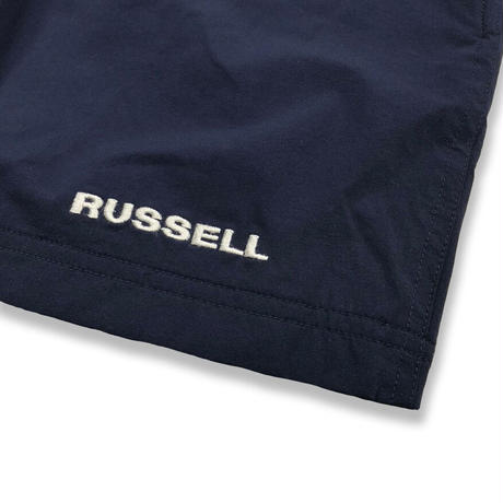 RUSSELL ジムショーツ <18024_NAVY>