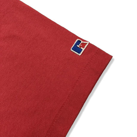BookStore Jersey Crew Neck T<1001_OLD RED>