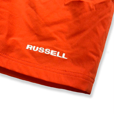 Russell Gym Shorts  <18024_ORANGE>