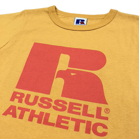 Bookstore Jersey Print Crew Neck T <1001PT KIDS_OLD GOLD>