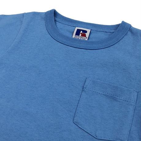 BookStore Jersey Crew Neck Pocket T<1002KIDS_OLD BLUE>
