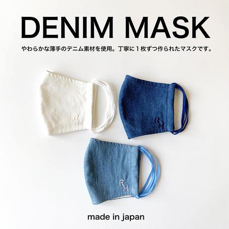 【期間限定 1,430→1,000】DENIM MASK