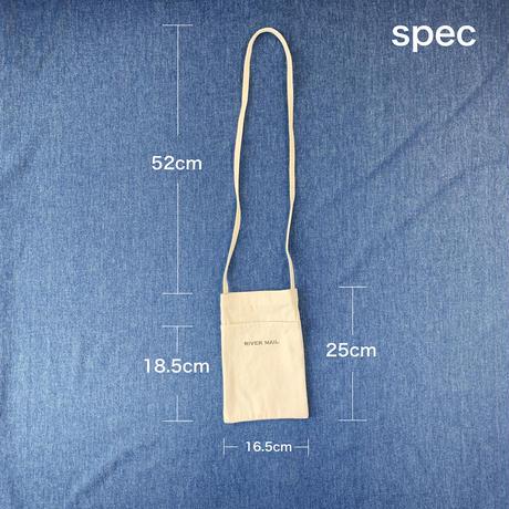 Sacoche/soft canvas