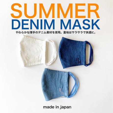 SUMMER DENIM MASK