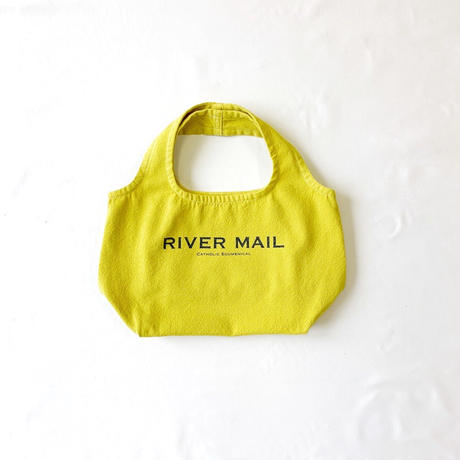 Eco Bag  S  /saffraan yellow
