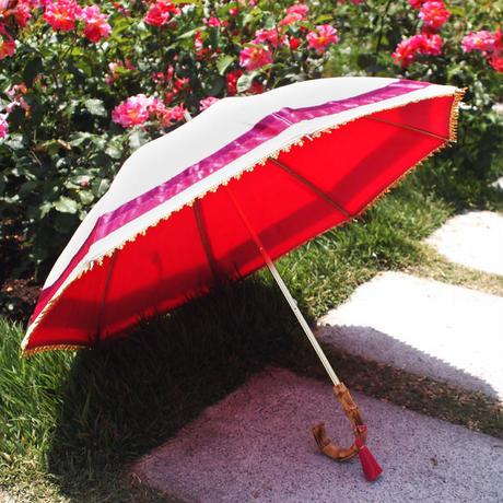 日傘(タッセル飾りつき)