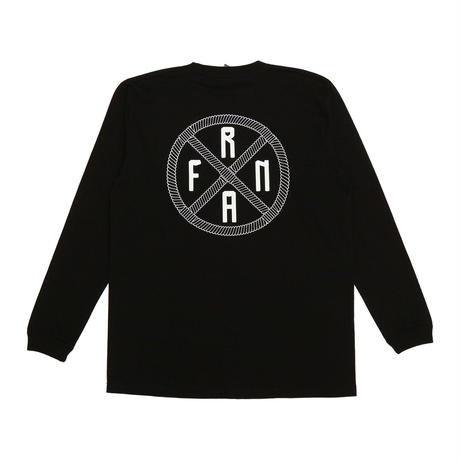 Arrow & Medicine Wheel Long sleeve