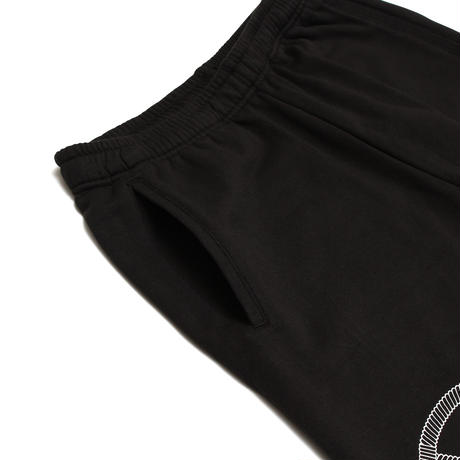 Medicine Wheel  logo Sweat half pants