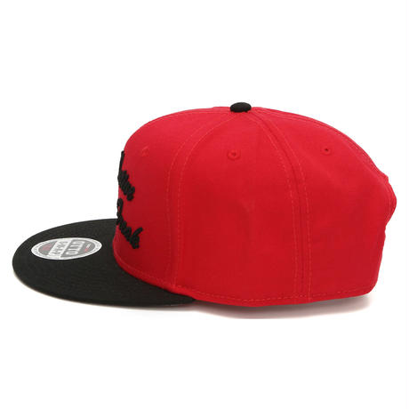 Arch logo 3D embroidery cotton twill flat Cap(Double)