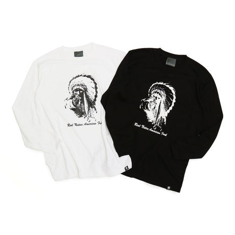 Real indian chief Long sleeve
