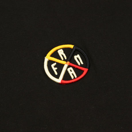 Medicine Wheel 3D embroidery Cotton T shirt
