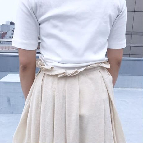 "#101🔻Luv our days  ""Volume skirt with lace"""