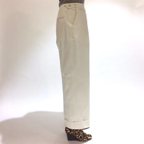 "#101🔻Luv our days  『STANDARD』  ""Wide chino pants"""