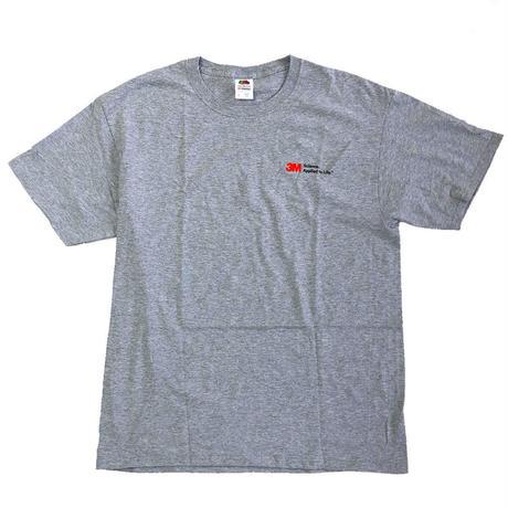 3M  BASIC LOGO TEE  Grey Tシャツ