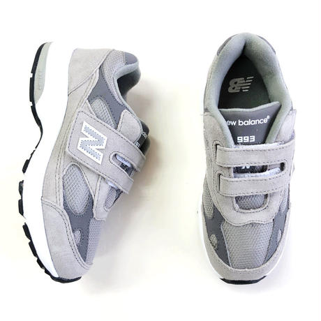 NEW BALANCE ニューバランス Kid's 993v1 Hook and Loop PV993GW キッズ用