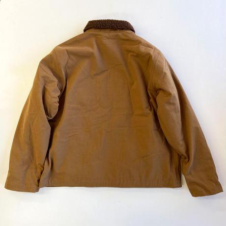 OG BLANK  N1 DECK JACKET  TAN  デッキジャケット オージーブランク