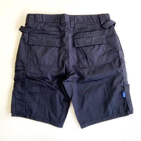 PROJOB 5535 SHORTS BLACK プロジョブ マルチポケットショーツ ショートパンツ
