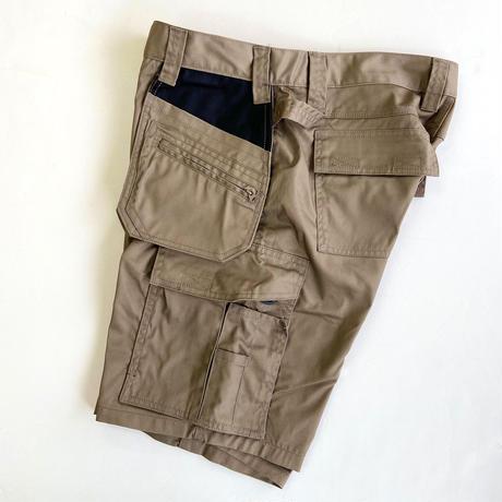 PROJOB 5535 SHORTS KHAKI プロジョブ マルチポケットショーツ ショートパンツ