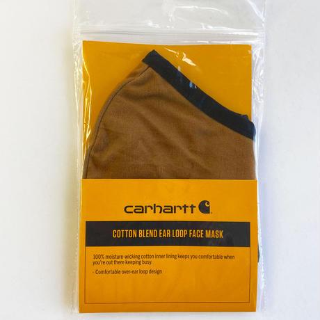CARHARTT COTTON BLEND EAR LOOP FACE MASK  カーハート マスク