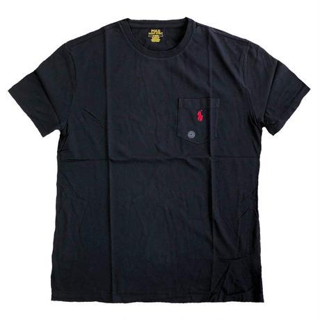 POLO Ralph Lauren / Pocket TEE BLACK ポロ ラルフローレン Tシャツ ポケット