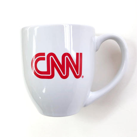 CNN  MUG マグカップ オフィシャルグッズ