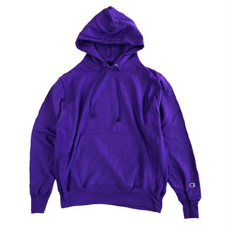 Champion Reverse Weave12oz. Pullover Hood  PURPLE  チャンピオン リバースウィーブ スウェット パーカー パープル